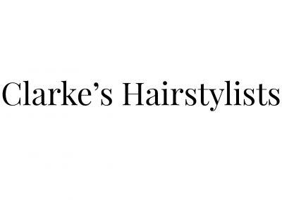 Clarke's Hairstylists